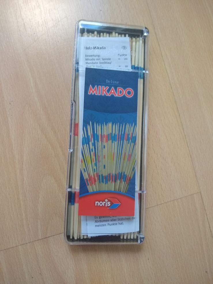 Mikado game box